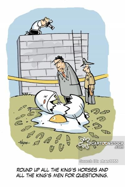 Humpty Dumpty police questioning