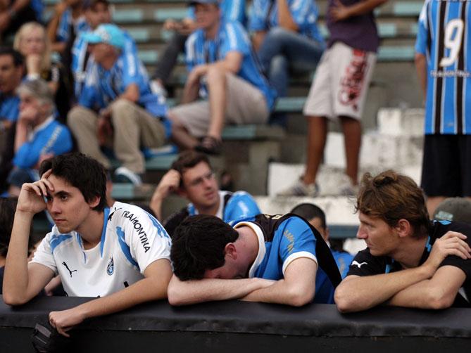 Após decepções no gauchão e na Libertadores, Grêmio espera se redimir no Brasileiro Foto: ESPN