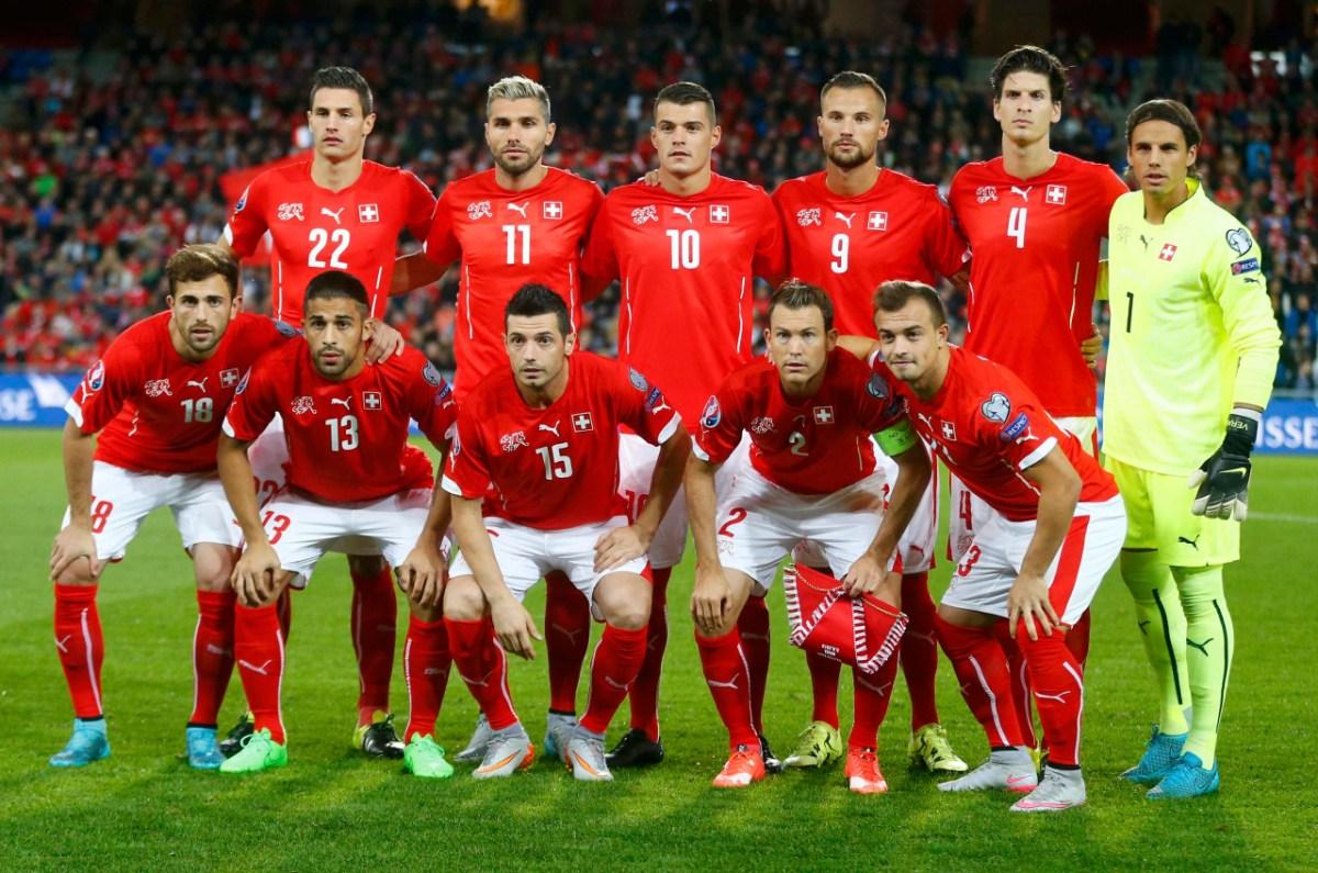 Após cair nas quartas-de-final da Copa do Mundo para a Argentina, Suíça espera fazer outra boa campanha, agora na Euro