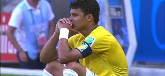Thiago na Copa do Mundo