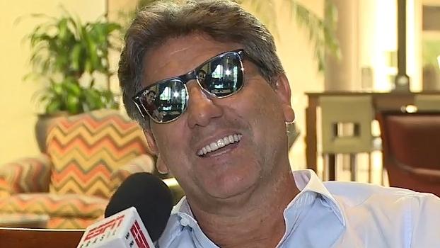 """Fanfarrão? Renato causou polêmica ao dizer que """"não precisava estudar futebol"""""""