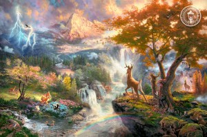 Kinkade_2010-bambis-first-year-1st-art-disney-thomas -1