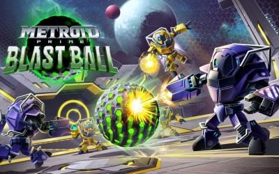 Preview: Metroid Prime: Blast Ball