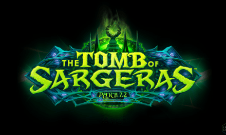 News: Trailer for Legion Patch 7.2 Released