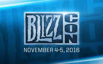 KOTRC: Predicting Blizzcon 2016