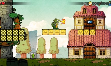 News: Switch from HD to 8-Bit in Wonder Boy: The Dragon's Trap