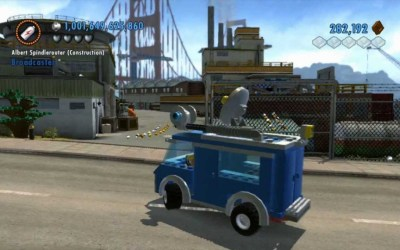 News: Lego City Undercover Gets News Vehicles Trailer