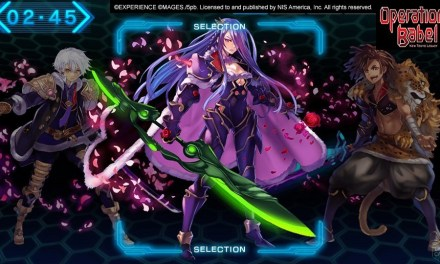 News: Operation Abyss: New Tokyo Legacy Out Now