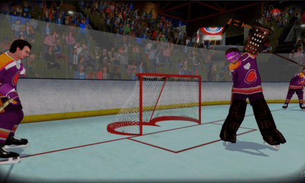 Review: Old Time Hockey
