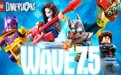 Review: Lego Dimensions Wave 7.5