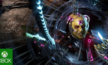 News: Injustice 2 Trailer Shows Off Brainiac