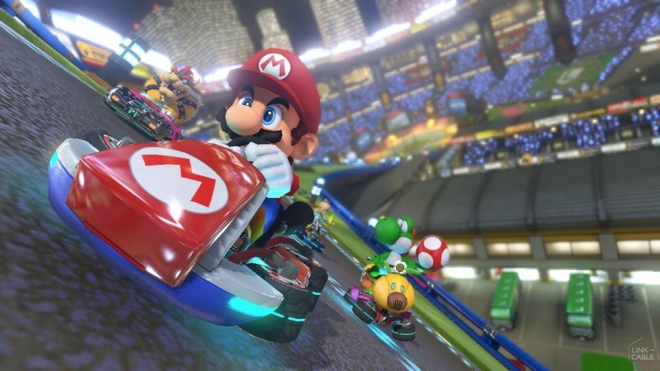 Top 10: Mario Kart Tracks