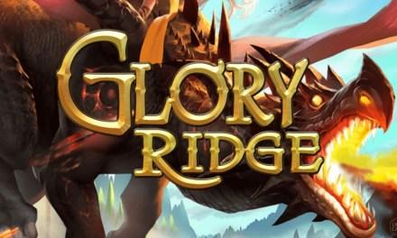 News: Glory Ridge is Coming May 15th