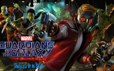 Review: Guardians of the Galaxy: The Telltale Series: Tangled Up In Blue