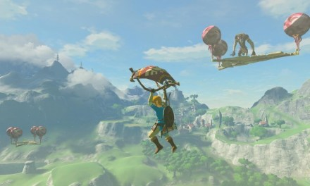 News: First DLC Pack for Breath of the Wild Detailed