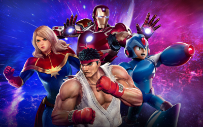 Preview: Marvel VS. Capcom: Infinite