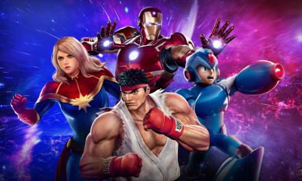 Preview: Marvel VS. Capcom: Infinite