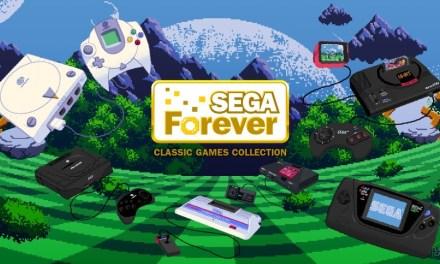 News: Sega Forever Announced for Mobile