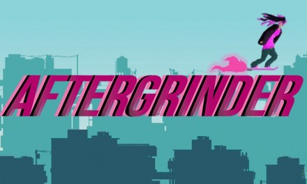 News: Aftergrinder Coming to Steam on July 18th