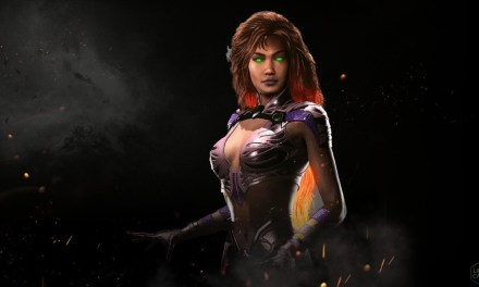 News: Starfire Shows Off Her Powers in New Trailer