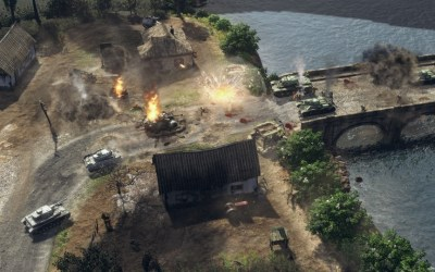 News: Sudden Strike 4 Gets a New PS4 Trailer