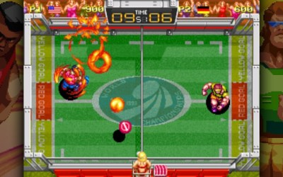 News: Windjammers Releasing on August 29th