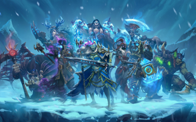 LC Loves: Knights of the Frozen Throne is a Perfect Expansion