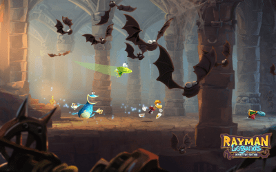 Preview: Rayman Legends: Definitive Edition