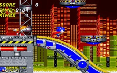 News: Sonic the Hedgehog 2 Out Now on Mobile Devices