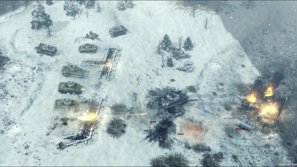 News: All New Gameplay Trailer for Sudden Strike 4 Out Now