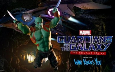 Review: Guardians of the Galaxy: The Telltale Series: Who Needs You