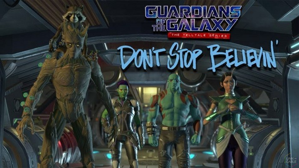 Review: Guardians of the Galaxy: The Telltale Series: Don't Stop Believin'