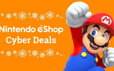 News: Nintendo eShop Cyber Deals Now Live