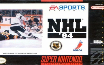 Retro Review: NHL '94