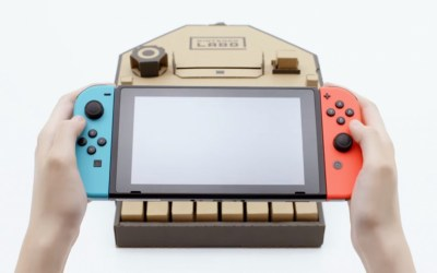 News: New Labo Details Revealed