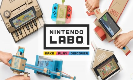Editorial: Can Nintendo Labo be the Most Innovative Game Ever?