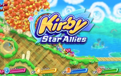 Preview: Kirby: Star Allies