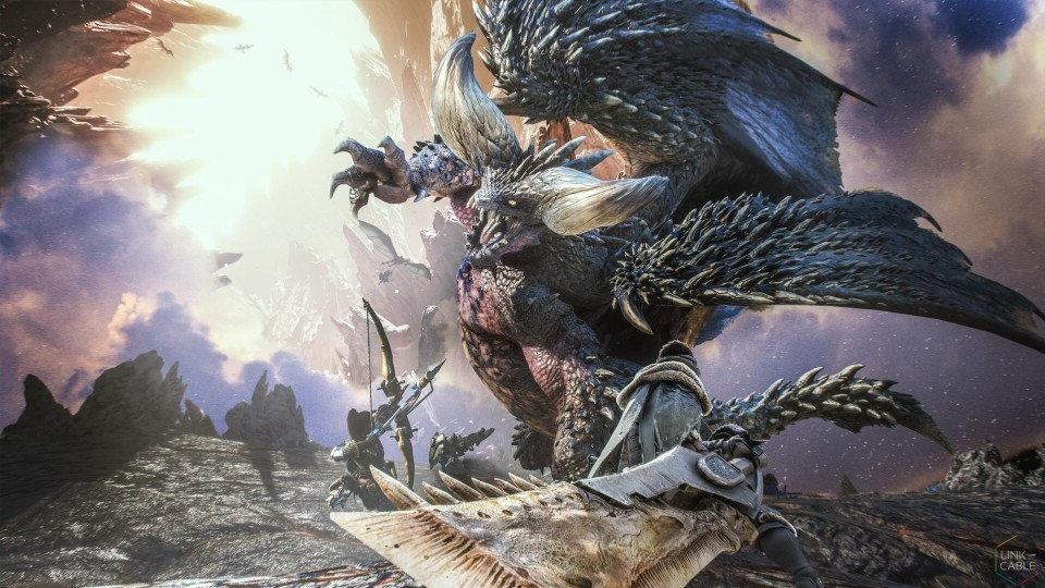 Review: Monster Hunter: World