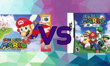 LC Loves: Super Mario 64 VS. Super Mario 64 DS