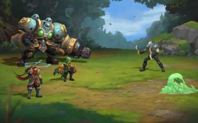 News: Battle Chasers: Nightwar Gets Switch Release Date