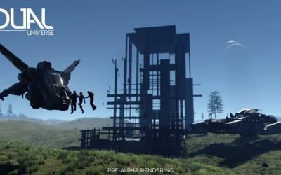 News: Design Your Own Universe in Dual Universe