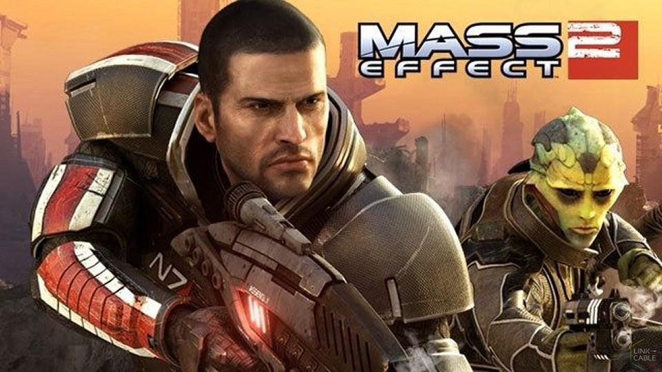 Retro Review: Mass Effect 2