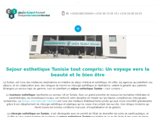clinique-hannibal-tunisie.com