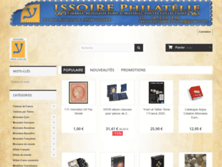 issoire-philatelie.com