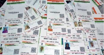 Aadhaar Card Enrolment