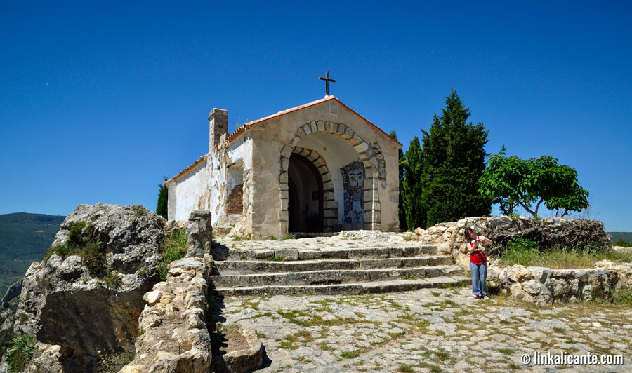 Ermita de Sant Cristofol - Alcoi