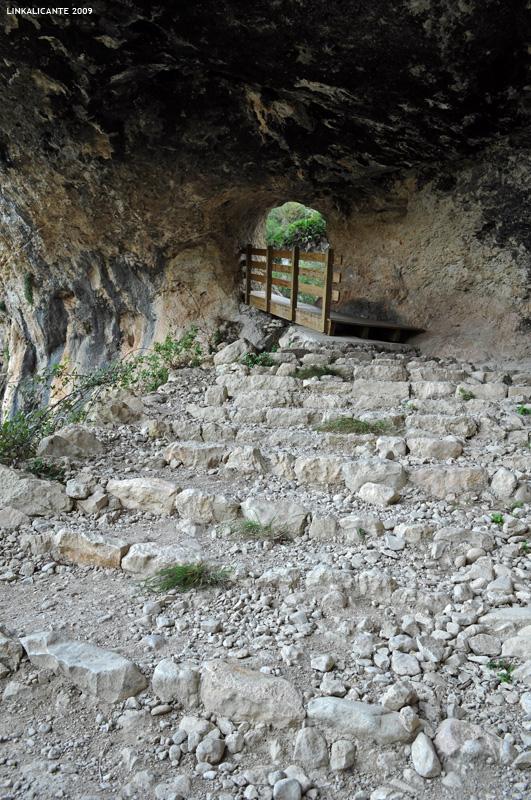Barranc de l'Infern - El Forat