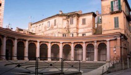 Centro storico, Chieti, Italia. Linkavel Chieti. Autolinee vente