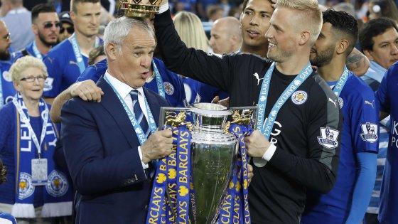 """Mou a Ranieri:""""Il Leicester dovrebbe intitolargli lo stadio"""""""