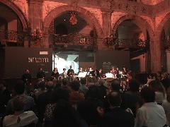 Fabio Bonizzoni e La Risonanza - Esibizione a Palazzo Zevallos 1